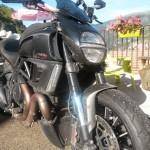ducati diavel face